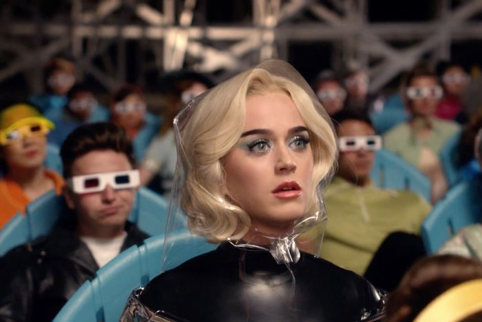 katy perry- chained to the rhythm latex