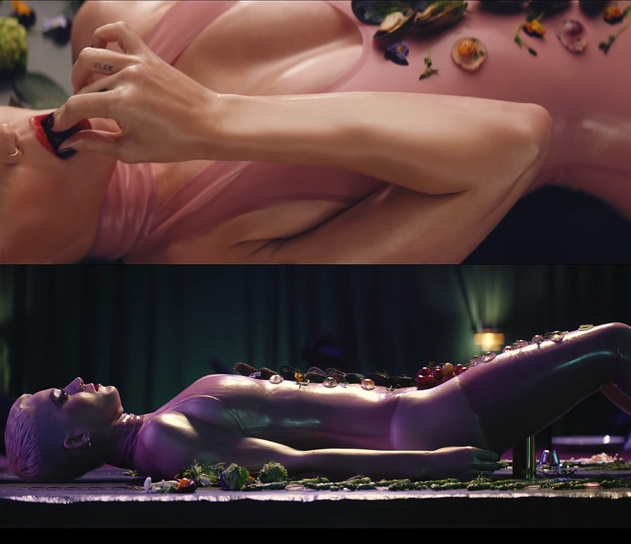 katy perry bon appetit latex mix e