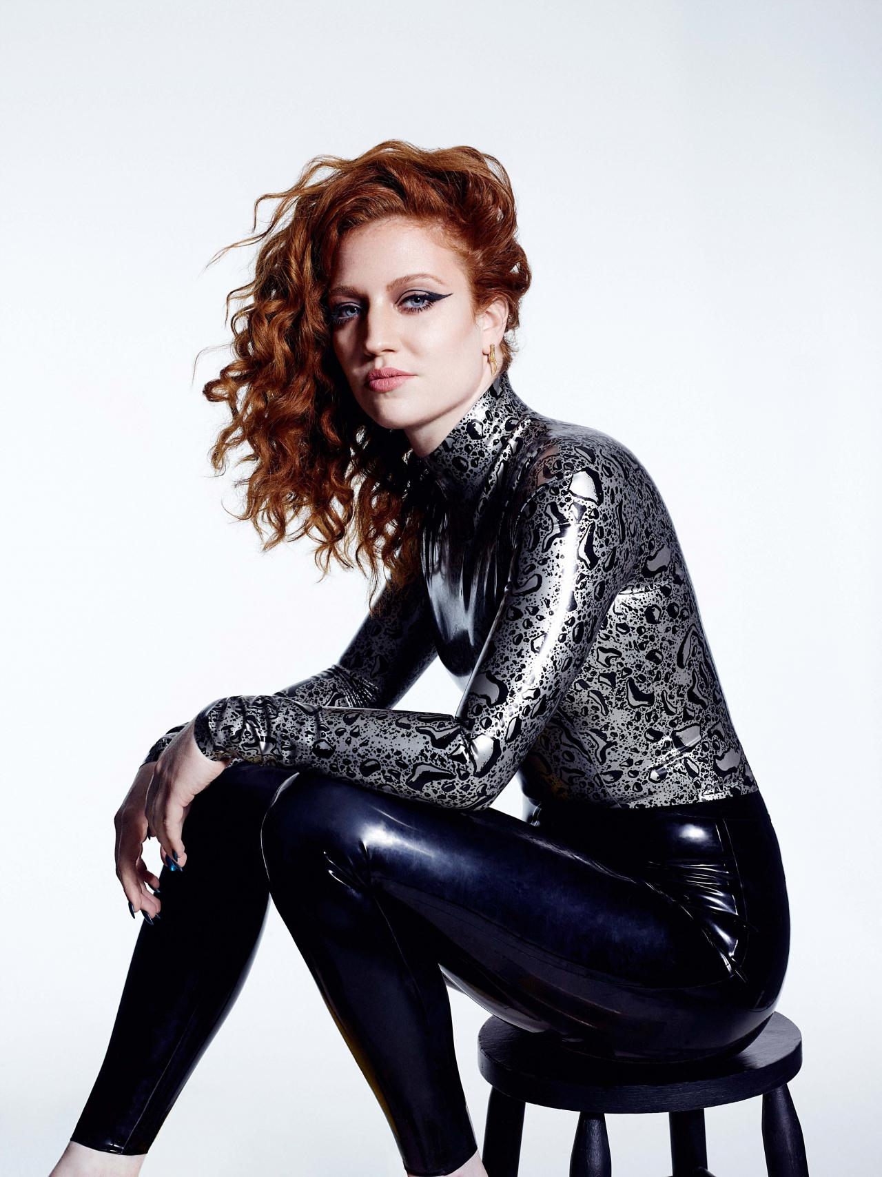 jess glynne latex