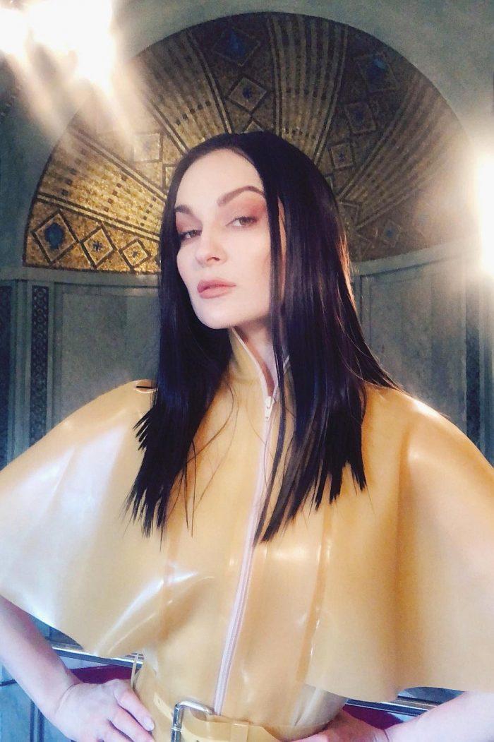 Nina De Lianin - In Strict Confidence Mercy - Marquis Latex