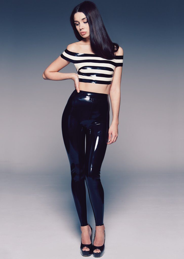 Tights latex Guide to